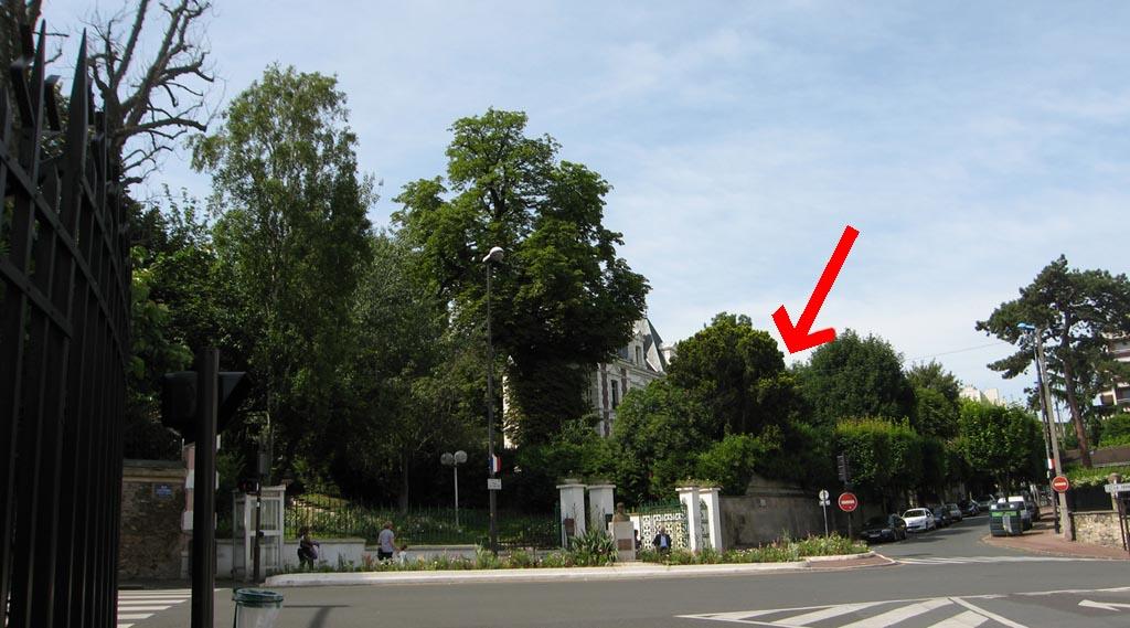 le site Barbusse Tariel avant le massacre