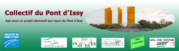 Signez la pétition pour un projet alternatif aux tours du Pont d'Issy